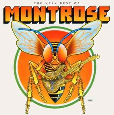 The Very Best Of Montrose  (US IMPORT)  CD NEW