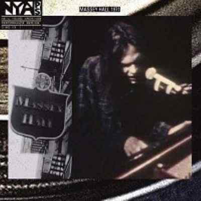 Young-Live At Massey Hall  (Us Import)  Vinyl New