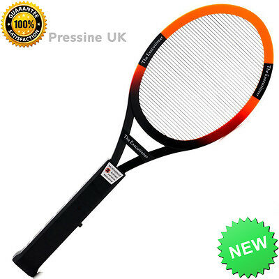 Electric Fly Swat Zapper The Executioner Fly Genuine Wasp Bug Mosquito Swatter