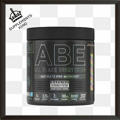 Applied Nutrition ABE (All Black Everything) Ultimate Pre Workout 30 servings