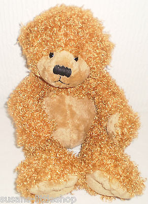 Russ Little Lost Bear Magnetic Paws by Artist Rikey Austin, Soft Toy Teddy