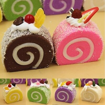 Cute Cake Squishy Simulation Super Slow Rising Bread Kid Childen Toy Exclusive
