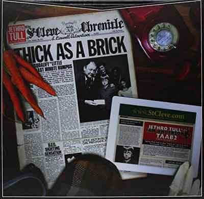 Jethro Tull-Thick As A Brick / Thick As A Brick 2  (Us Import)  Vinyl Lp New