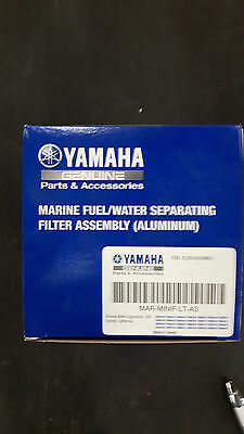 Yamaha   Mar-Minif-Lt-As   Fuel / Water Seperating Filter Assembly Marine Boat
