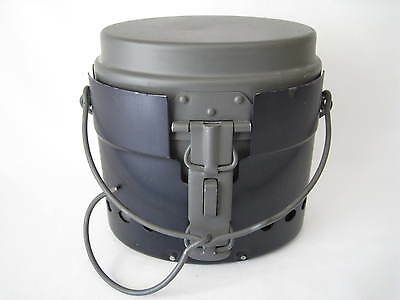 Swedish Military Mess Kit Aluminum Trangia Stove Army Surplus