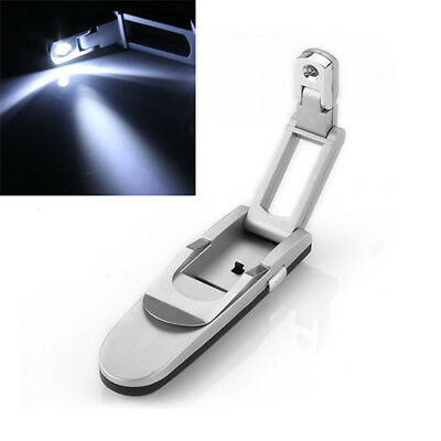 07S8 LED Clamp Lamp - LED Book Light Reading Lamp Clip Lamp Clamp for KINDLE 3