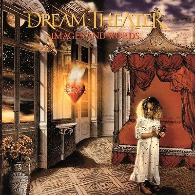 Dream Theater-Images And Words-Vinyl Lp Music On Vinyl New
