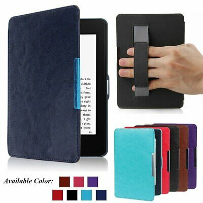 For Amazon Kindle Paperwhite 1/2/3 Premium thin Leather Skin Smart Case Cover