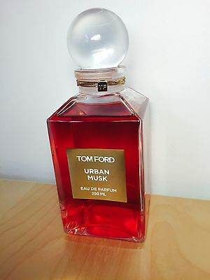 Tom Ford Urban Musk - 250ml EDP, Unboxed - Extremely rare! 95% full.