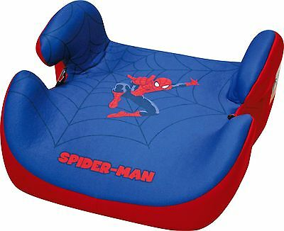 Spider-Man Booster Seat with Adjustable Head for 4 to 12 Age Group- Multi :Argos