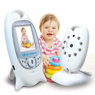 Wireless Digital 2.0'' LCD Baby Monitor Secure Camera Video Night Vision AU NSW