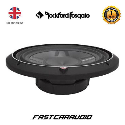"Rockford Fosgate Punch Series P3SD2-12 - 12"" P3 2-Ohm DVC Shallow Subwoofer"