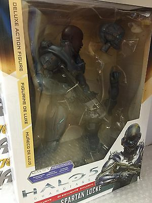 Halo 5 Guardians 10 Inch Spartan Locke Exclusive McFarlane Toys Action Figure