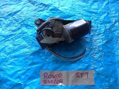 Rear Window Wiper Motor Working Tested / Rover 200 1.6 16V (95-99)