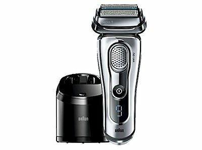 Braun Series 9-9095CC  Rechargeable 9-9095cc Shaver with Clean&Charge 9 9095cc