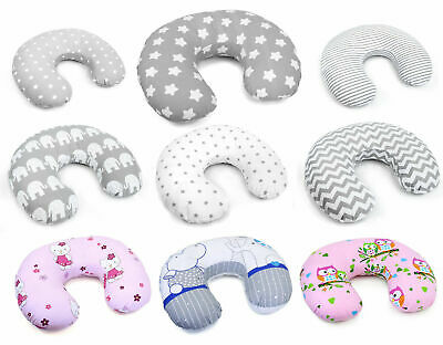 Big Feeding Pillow Breast Maternity Baby Pregnancy + Removable Cotton Cover