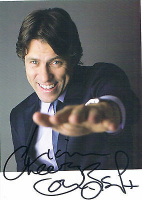 John Bishop  - British Comedian - Hand signed Photograph 6 x 4