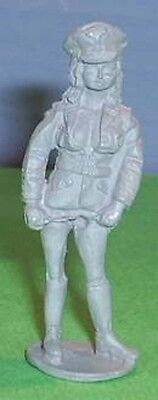 Toy Soldiers World War 2 German Woman In Uniform Casting 54 Mm