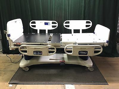 Stryker Epic Zoom 2040 Critical Care Hospital Bed | Fully Tested & Working