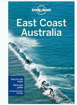 New Lonely Planet East Coast Australia (Travel Guide) Book, Know Everything