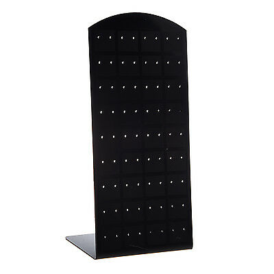 07S8 Plastic Display For 36 Pairs Earrings Jewelry Holder Display Stand Jewel