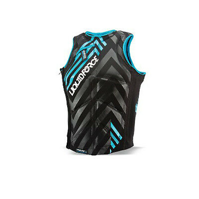Liquid Force Stacked Kitesurfing Impact Vest - X-Large