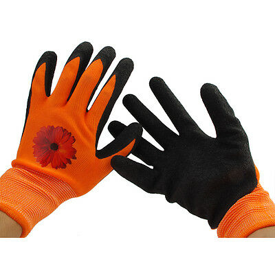 1 Pair Of Nitrile Gloves Replacement For Outdoor Gardening Digging & Planting