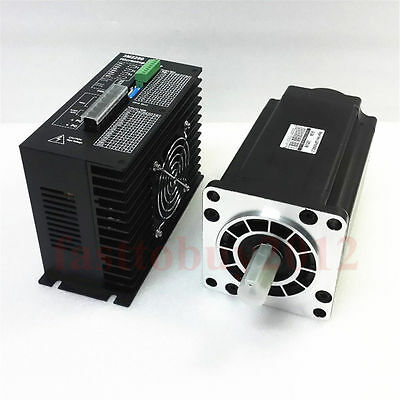 16Nm Stepper Motor NEMA42 Drive Kit 3Phase 6.4A 200KHZ for CNC Marking Machine