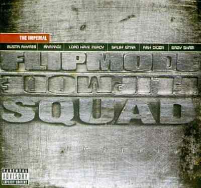 Flipmode Squad-Imperial Album  (Us Import)  Cd New