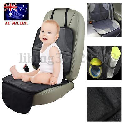 AU Auto Baby Infant Child Seat Saver Protector Safety Anti Slip Cushion Cover