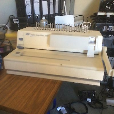 GBC Electric Image-Maker 3000 Binding Machine - USED SOLID