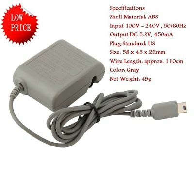 Good For Nintendo NDSi XL / LL 3DS New Travel AC Adapter Home Wall Charger DP