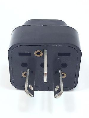 USA US EU American To Australian AU Travel Charger Adapter Plug Outlet Converter