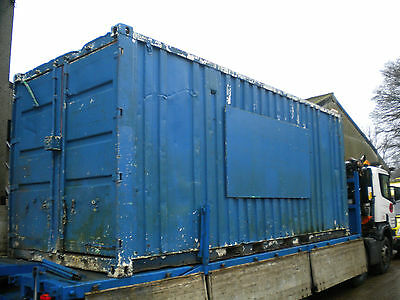 20' steel container.......secure site store...£900+VAT