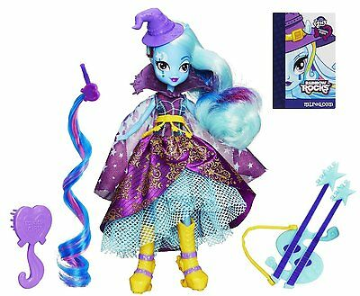 My Little Pony - Equestria Girls Deluxe Fashion Trixie Lulamoon, neu