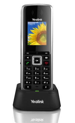 NEW. Yealink W52H - Additional Handset. For use with W52P IP-DECT Phones