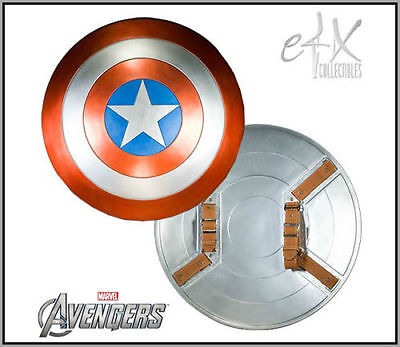Captain America Shield replica as seen in MARVEL's The Avengers: eFX SOLD OUT