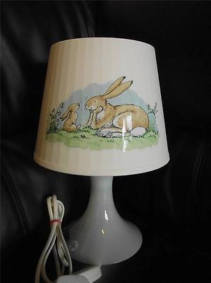 Guess How Much I Love You Lamp - Plastic - Child Friendly