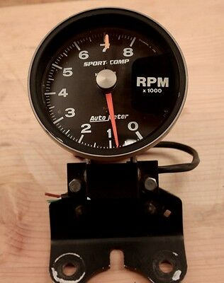 Autometer Drehzahlmesser Pro Cycle #19208 Harley Davidson  u.a. Racing Style