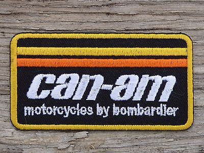 ECUSSON PATCH THERMOCOLLANT aufnaher toppa CAN-AM brp moto trike automobile