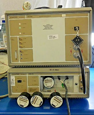 Schaffner NSG650 High Energy Pulse Generator + CDN-110 + More