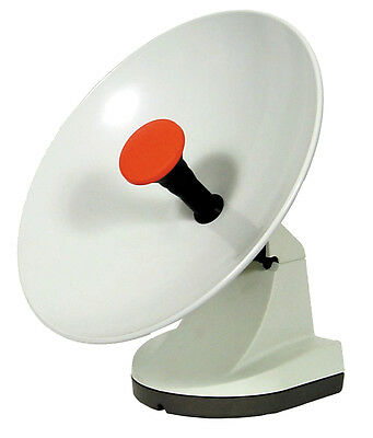 Multimo Twin Lnb Portable Satellite Dish - Ax40-30 - Ideal For Tv On The Move