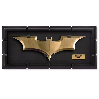 Dark Knight Batman Batarang Prop Replica Licensed by The Noble Collection NEW
