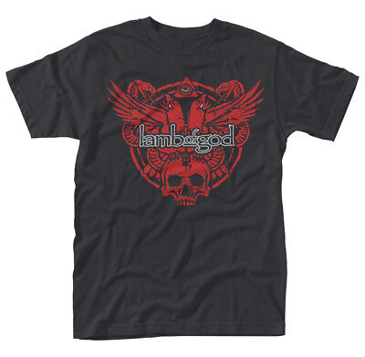 Lamb Of God 'Snake And Eagle' T-Shirt - NEW & OFFICIAL!