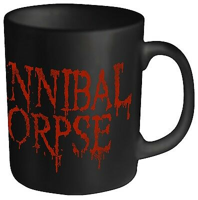 Cannibal Corpse 'Dripping Logo' Mug - NEW & OFFICIAL!