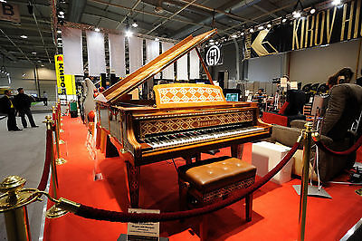 Bosendorfer Limited Edition Marquis 200 Grand Piano With Ceus, Msrp $170'000