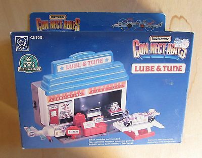 MATCHBOX CONNECTABLES LUBE & TUNE CN700 Giochi Preziosi