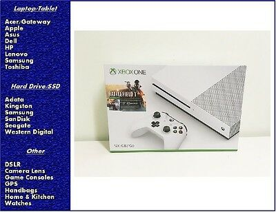 Xbox One S 500GB Console  Battlefield 1 Bundle, New & Sealed