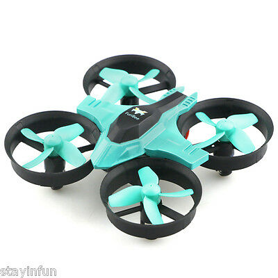 FuriBee F36 Mini 2.4GHz 4CH 6 Axis Gyro RC Quadcopter with Headless Mode