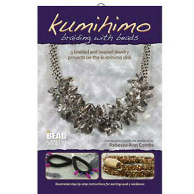 Kumihimo Braiding with Beads Book
